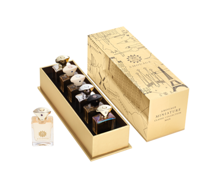 Amouage miniature collection classic for men